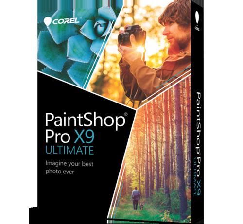Corel Paint Shop Pro X9 Ultimate