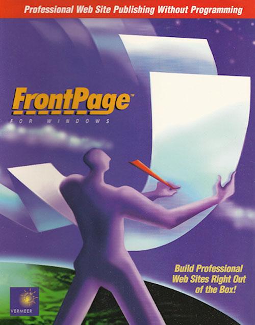 Vermeer FrontPage