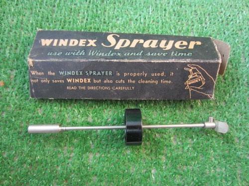 Windex sprayer