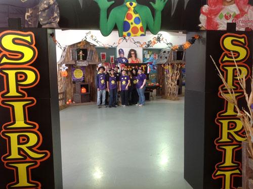 Spirit Halloween Store