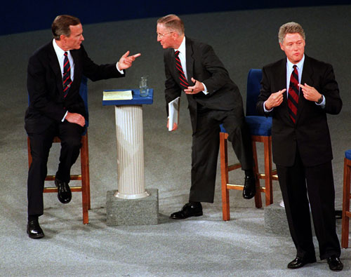 1992 Presidential Debate
