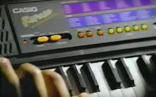 Casio Rapman