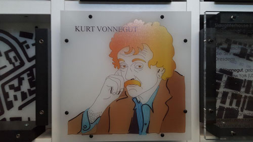 Kurt Vonnegut panel