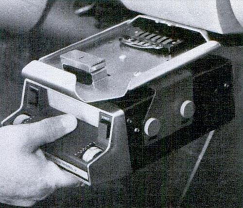 8-track car stereo