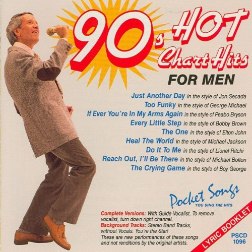 90s Hot Chart Hits for Men