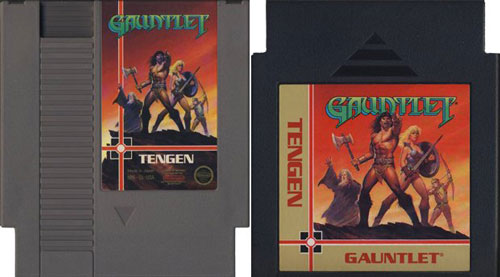 Tengen cartridges