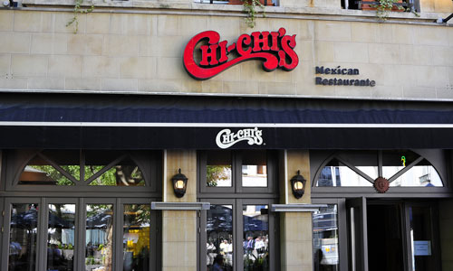 Chi-Chi's restaurant in Luxembourg
