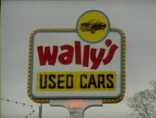 Wally's Used Cars