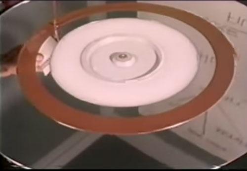 RAMAC disk platter
