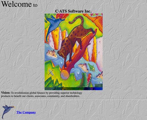 Cats.com October 1996