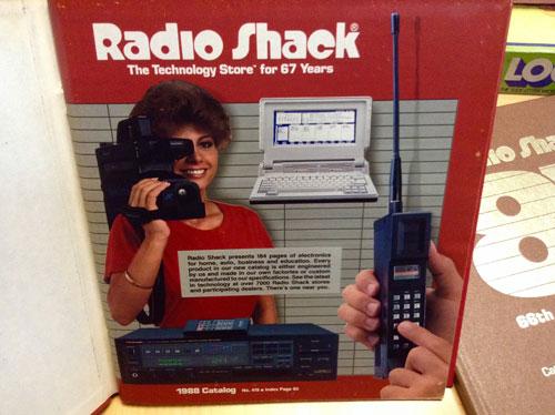 Radio Shack Catalog