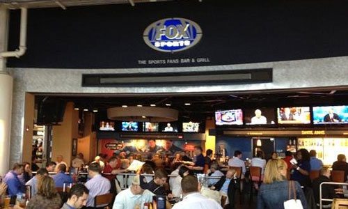 Fox Sports Sports Bar in Charlotte