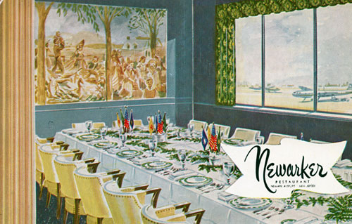 The Newarker restaurant