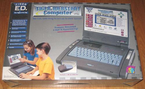 Tiger Webstart