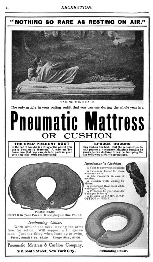 Air Mattresses Truly Bizarre Facts About Inflated Bedding