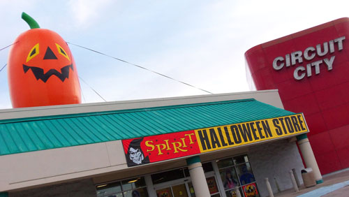 Spirit Halloween Circuit City