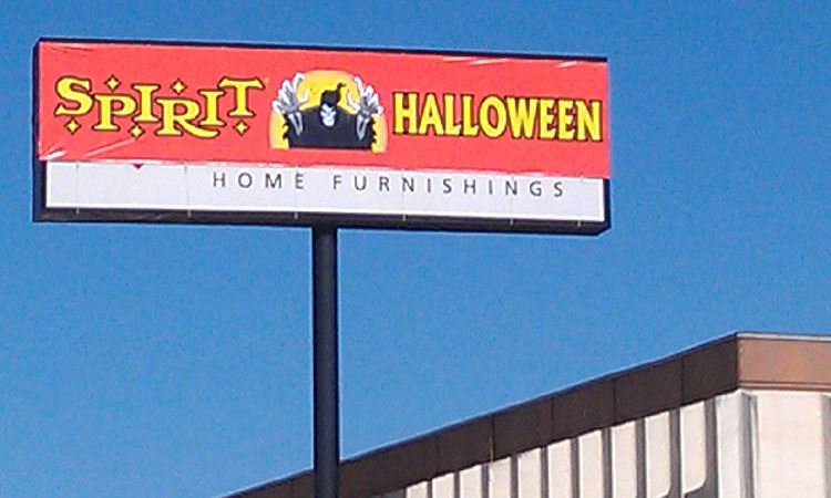 Spirit Halloween Home Furnishings