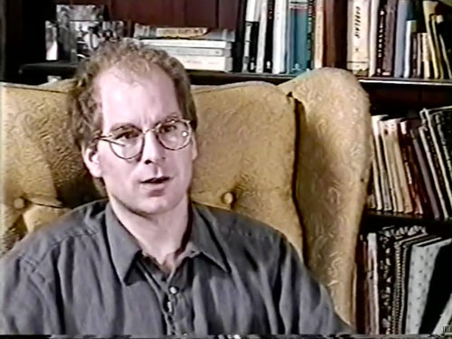 Brewster Kahle, circa 1992