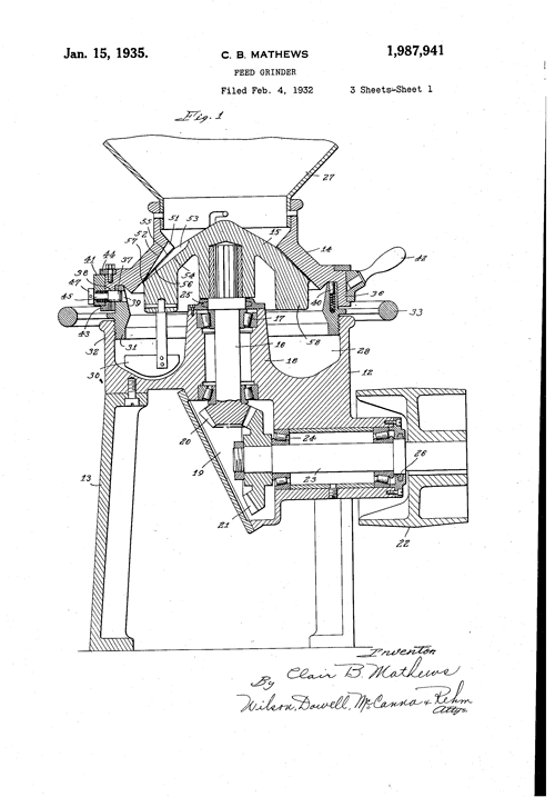 Patent illustration