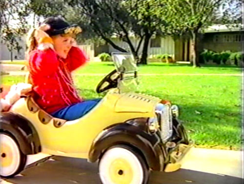 Power Wheels commercial