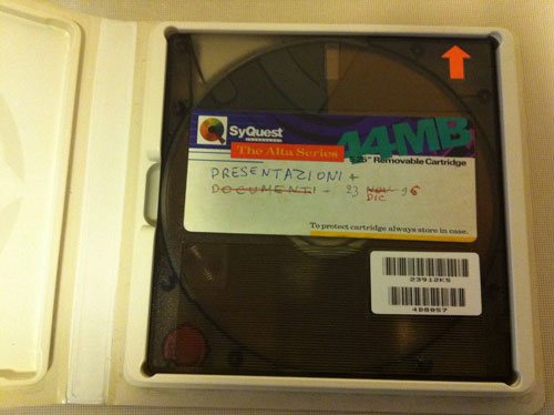 SyQuest disk