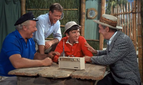 Packard Bell on Gilligan's Island