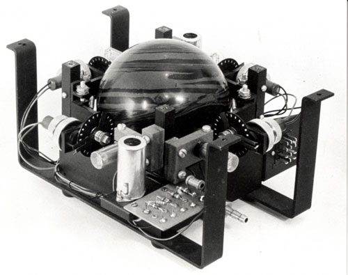 Trackball prototype