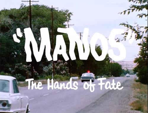 Manos the hands of fate