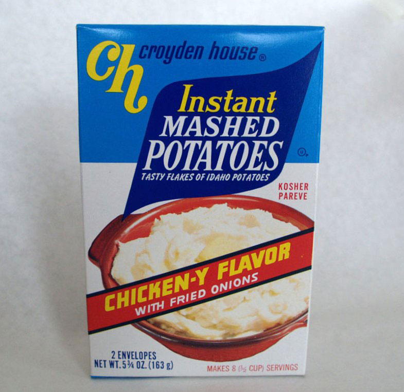 Croyden House Instant Mashed Potatoes