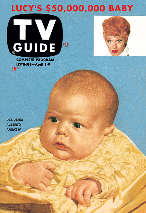 TV Guide's first issue