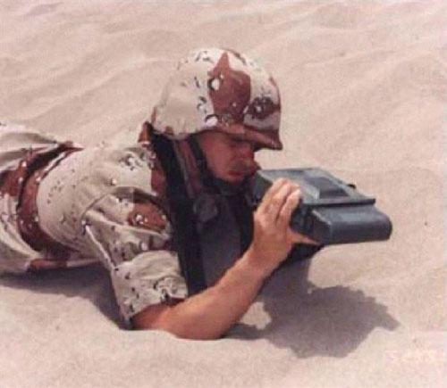 Gulf War GPS