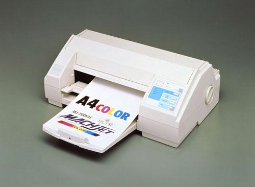 Stylus Color Printer