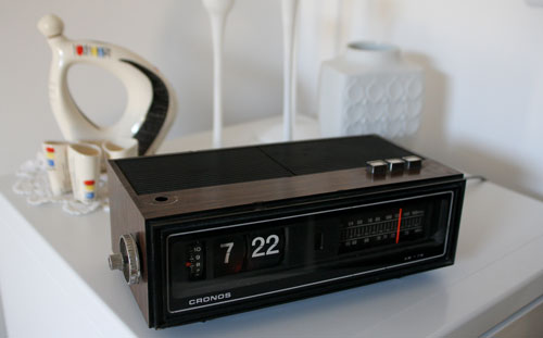 Flip clock example
