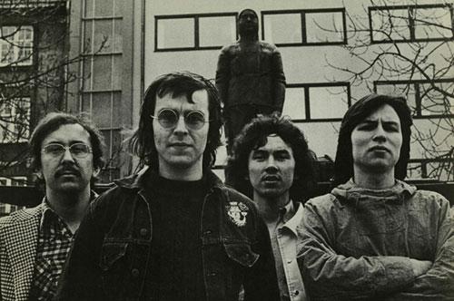 Sume rock band