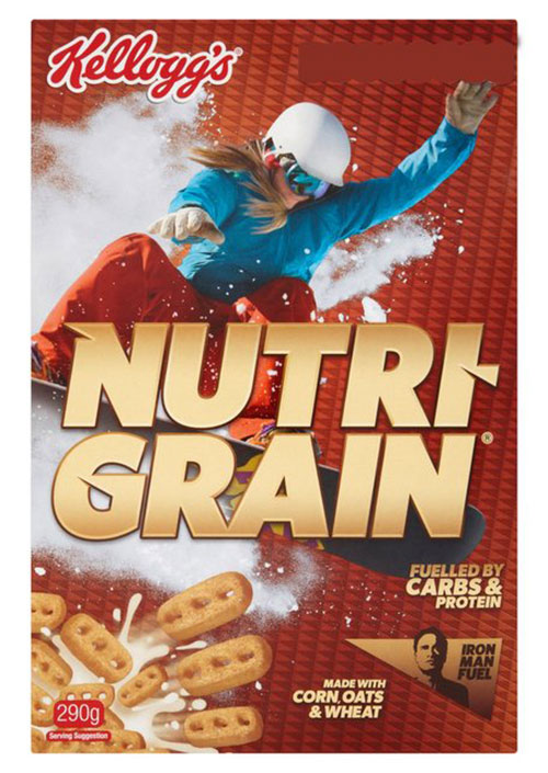 Nutri-Grain Cereal