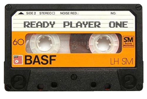 Ready Player One mixtape
