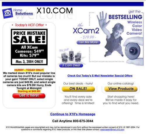 X10.com