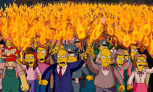Angry mobs