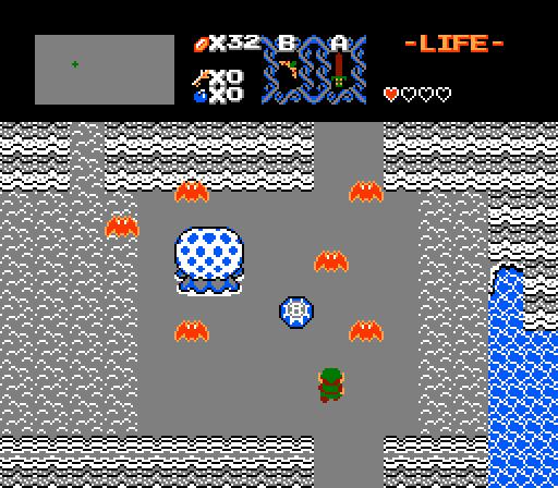 The Legend of Zelda: Outlands.