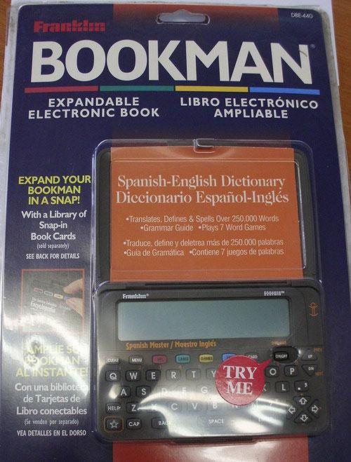 Franklin Bookman