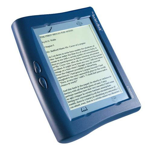 Ebook history life before there was kindle eberhard and marc tarpenning saw this lcd based device which sold for 499 upon its 1998 release and later for 199 as a key example of how battery ccuart Image collections