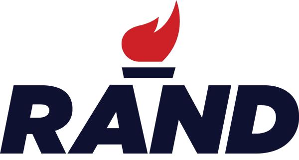 Rand for president logo