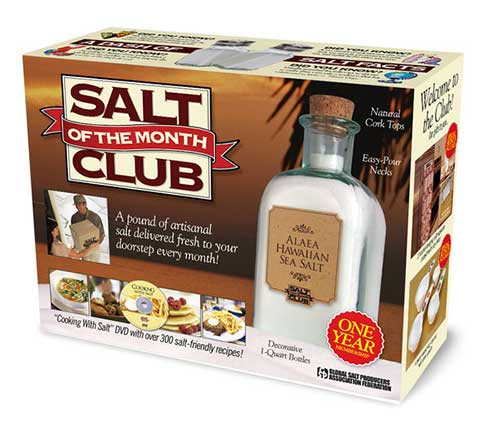 Salt of the Month Club
