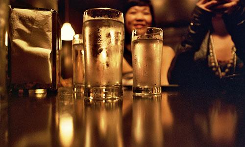 Water at restaurants