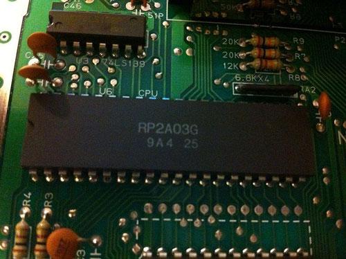 NES sound chip