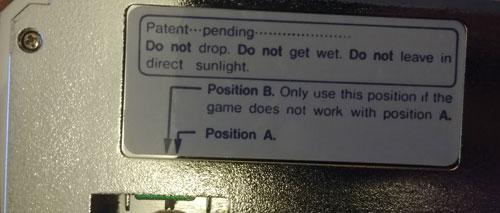 A/B switch