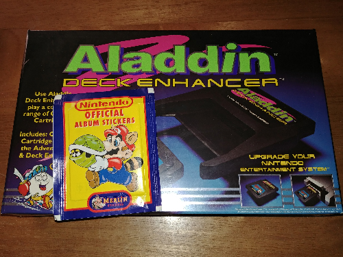 Aladdin Deck Enhancer