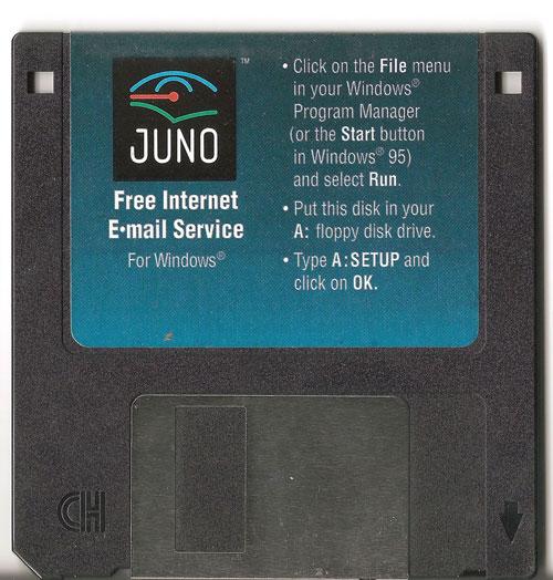Juno internet