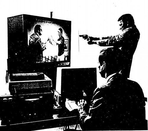 Simulated Media Environment Program