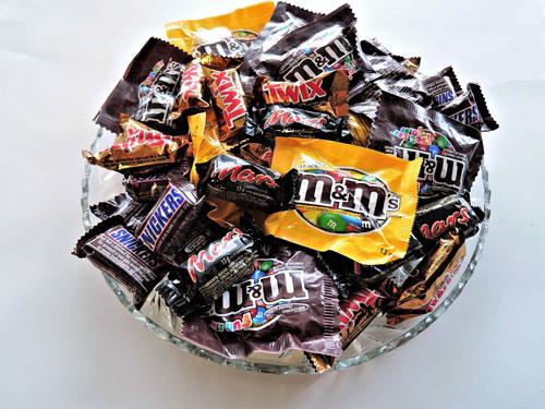 Fun Size candy